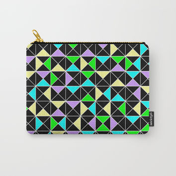 Deco Geo 15 Carry-All Pouch by Zia