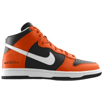 Nike Dunk High (NFL Cincinnati Bengals) iD Men's Shoe