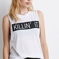 Killin It Muscle Tee