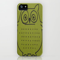 Owl always love you iPhone & iPod Case by Lucine | Society6