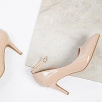 Ankle Strapped Heel