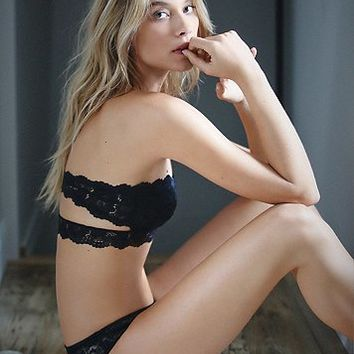 Intimately Womens Deep In The Dark Bandeau