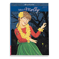American Girl® Bookstore: Meet Molly - Paperback