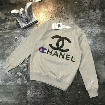 Champion X chanel   T-shirt fleece sweater