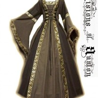 Historical Dreams: fantasy medieval gowns