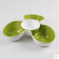 Double-layered Box Green Home Decor [6284153926]