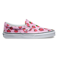Strawberries Slip-On | Shop at Vans