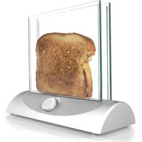 Transparent Toaster | Design Milk