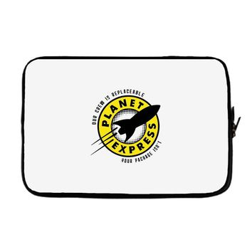 planet express Laptop sleeve