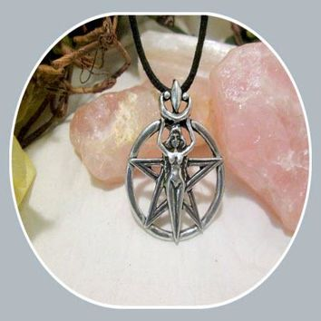 Wicca New Beginnings Amulet