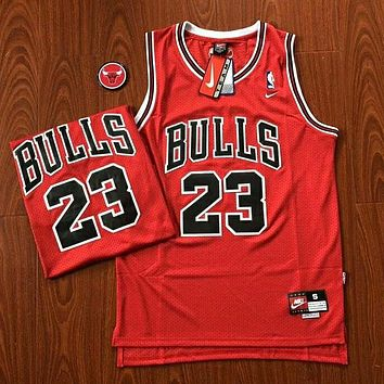 267dca75c4f NIKE Jordan Summer new fashion bust letter number 23 print and b