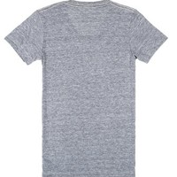 I bust mine..-Female Athletic Grey T-Shirt