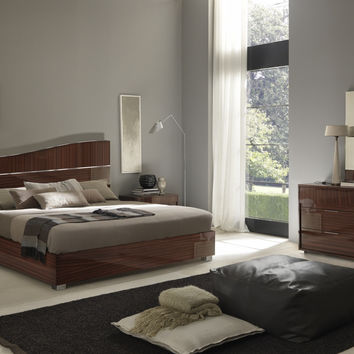 SMA Sogno - Modern Luxurious Made in Italy Bedroom Set