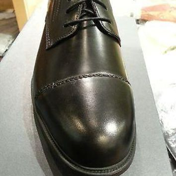 NEW FLORSHEIM VANTAGE CAP BLACK SHOES