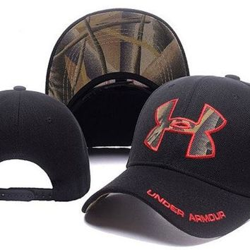 LMFON Perfect Under Armour Women Men Sport Embroidery Baseball Cap Hat