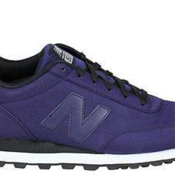 new balance mens sneakers 501 high roller navy blue ml501sbr
