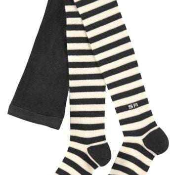 Sonia Rykiel Girls Striped Tights