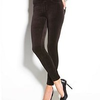 Hue Cotton Velvet Leggings