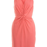 Twist front dress - View All  - Sale & Offers