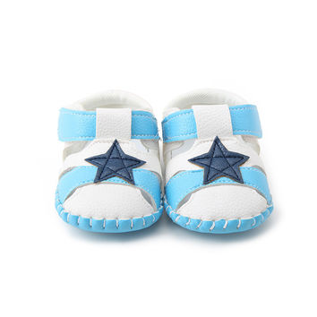 Baby Boys Summer Sandals with Stars