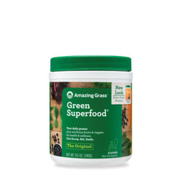 Green SuperFood® All Natural Drink Powder