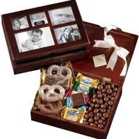 Broadway Basketeers Chocolate Photo Gift Box - A Unique Gift Idea