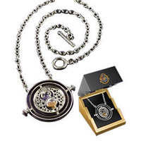 Harry Potter Collectible Sterling Silver Time-Turner