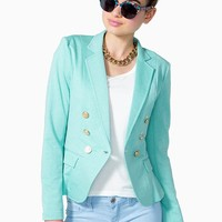 Smooth Sailing Blazer