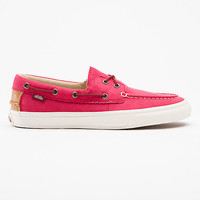 Product: Washed Canvas Zapato Del Barco CA