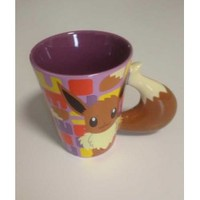 Pokemon Center 2013 Poke Tail Campaign Eevee Ceramic Mug