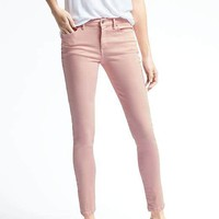 Pink Skinny Crop Jean | Banana Republic