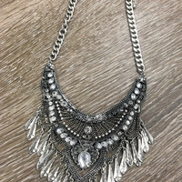 Mystify Me Statement Necklace