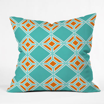 Caroline Okun Matilde Throw Pillow