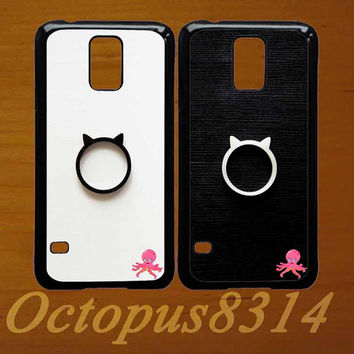 Ring,Best friends,in pair two pcs,samsung galaxy s5 case,samsung galaxy s4,galaxy S3 case.Samsung S3 mini,S4 mini,S4 active case,Note 2 case
