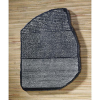 Park Avenue Collection Rosetta Stone Plaque