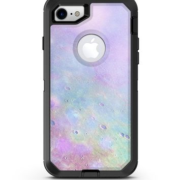 The Tie-Dye Cratered Moon Surface 4 - iPhone 7 or 8 OtterBox Case & Skin Kits