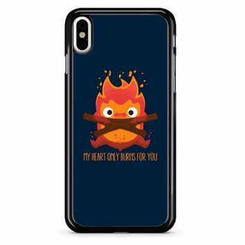 Howl S Moving Castle 2 iPhone X Case