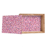 Garima Dhawan Watercolor Dots Berry Jewelry Box