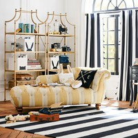 The Emily & Meritt Circus Stripe Rug