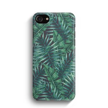 Tropical Leaves - iPhone 7 Case