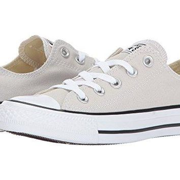 Converse Chuck Taylor All Star OX Men's Low Top Shoes Silver/Gold/White 157655f