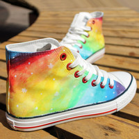 funshop — Colorful canvas shoes