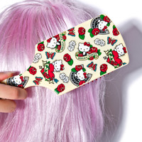 Sanrio Rose Hello Kitty Hair Brush Multi One