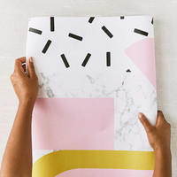 BASH Marble Sprinkles Wrapping Paper   Urban Outfitters