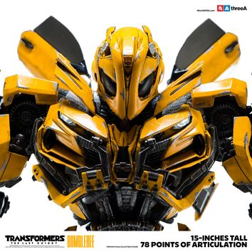 TRANSFORMERS: THE LAST KNIGHT - BUMBLEBEE PREMIUM SCALE ACTION FIGURE