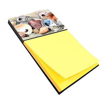 Sea Shells Refiillable Sticky Note Holder or Postit Note Dispenser 8619SN