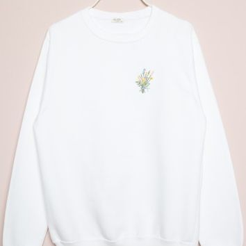 ERICA BOUQUET SWEATSHIRT