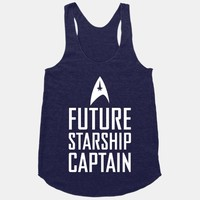 Future Starship Captain