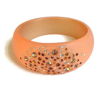 s paired liquid ebay bracelet metal p alexis bittar bangle
