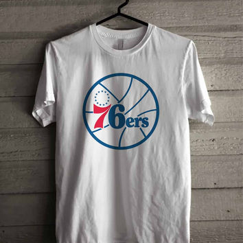 Philadelphia 76ers 241 Shirt For Man And Woman / Tshirt / Custom Shirt